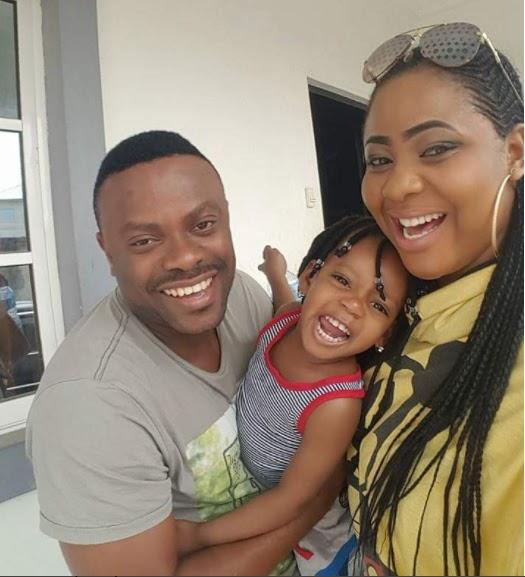 Okon Lagos And Wife Idara Celebrate 4th Wedding Anniversary