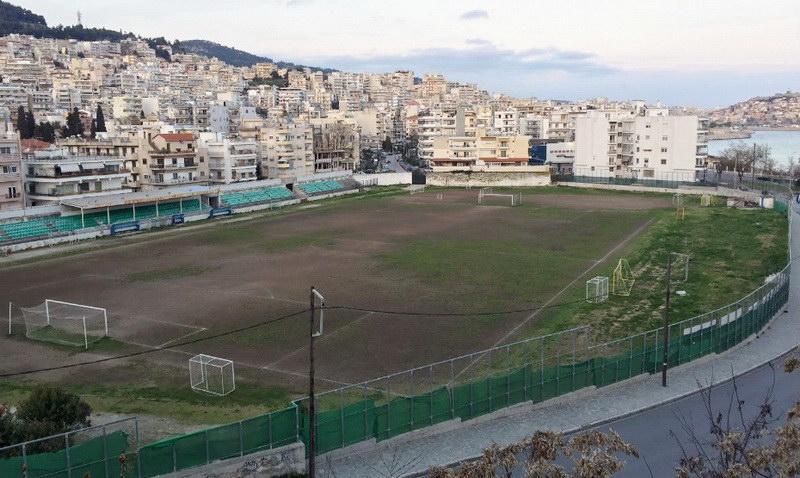 Δήμος Καβάλας: Πλήρης ανάπλαση του «Βερούλειου» Σταδίου και ανέγερση νέου Κλειστού Γυμναστηρίου
