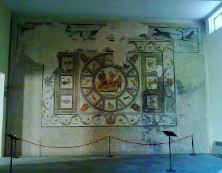 Trionfo di Dioniso museo archeologico di Sarsina