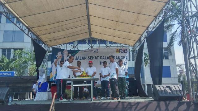 Bersama Warga 2 Desa Di Tarumajaya, PJB Muara Tawar Rayakan HUT Ke-22