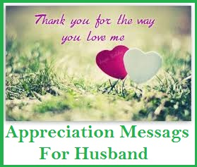 Messages Wife You From For Thank Husband you reckon with