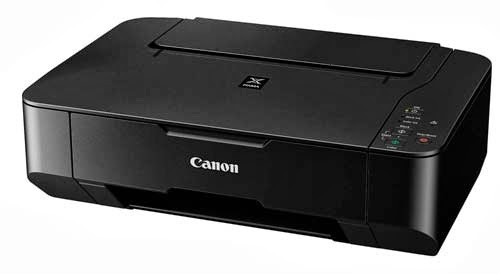kode error canon mp237