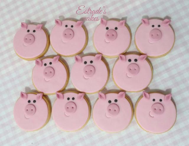 galletas infantiles de cerdos 1