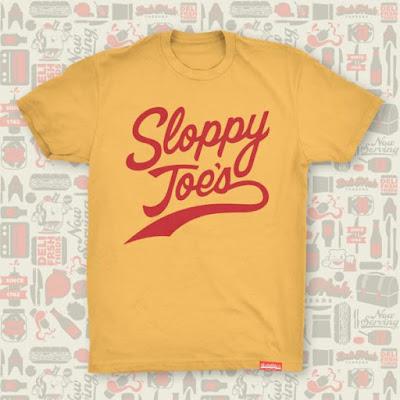 Sloppy Joe's T-Shirt by Deli Fresh Threads