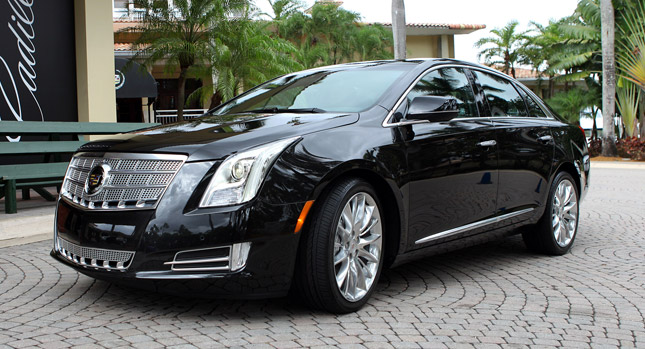 2013 Cadillac Xts Review Price Interior Engine Autodraaak
