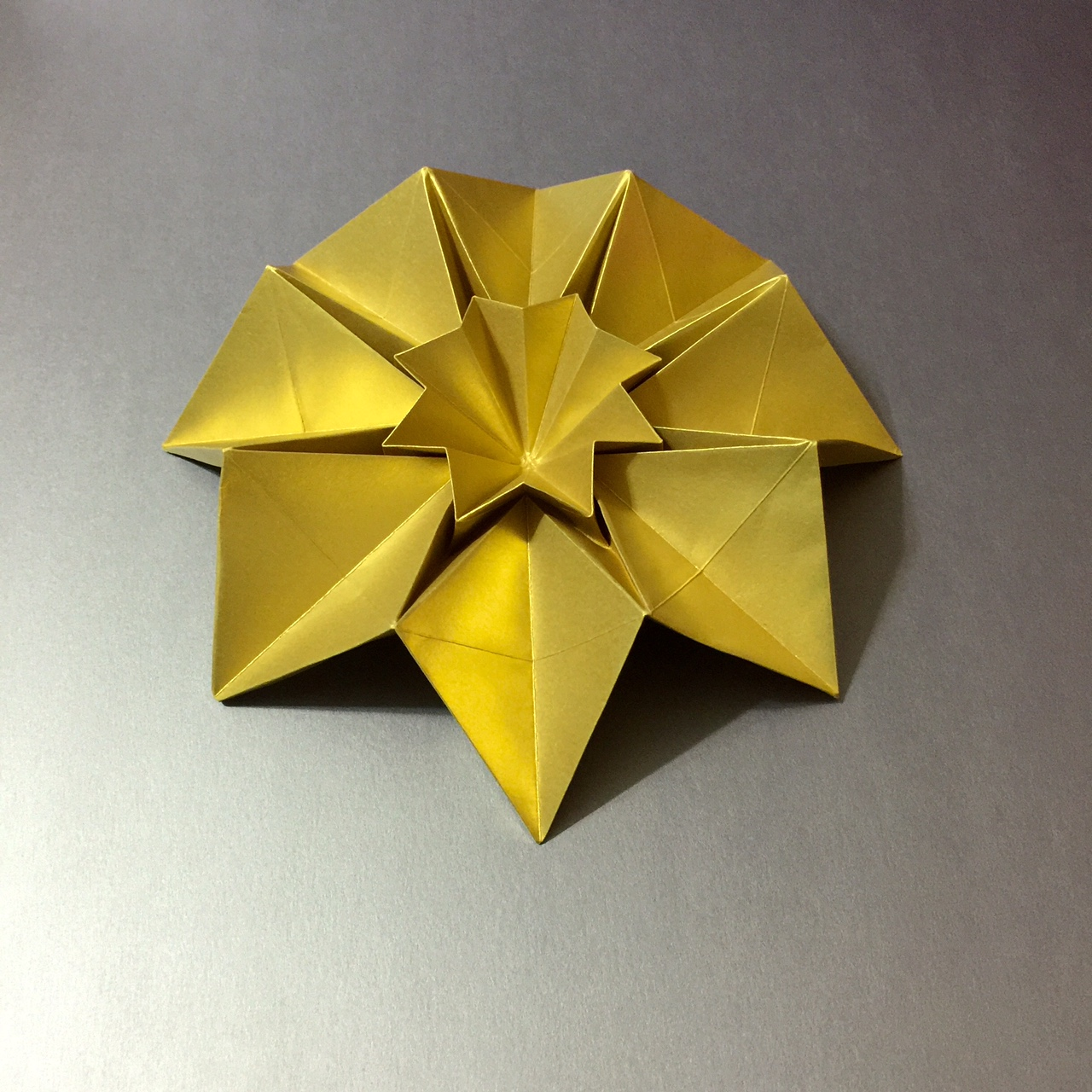Origami Star Blessilda - photo#39