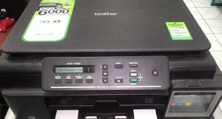How to Reset Waste Ink Pad Printer Brother DCP T-300, T500, T700