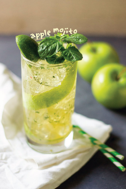 Cocktail of the Month: Apple Mojito