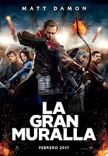 The great wall (La gran muralla) (2017)