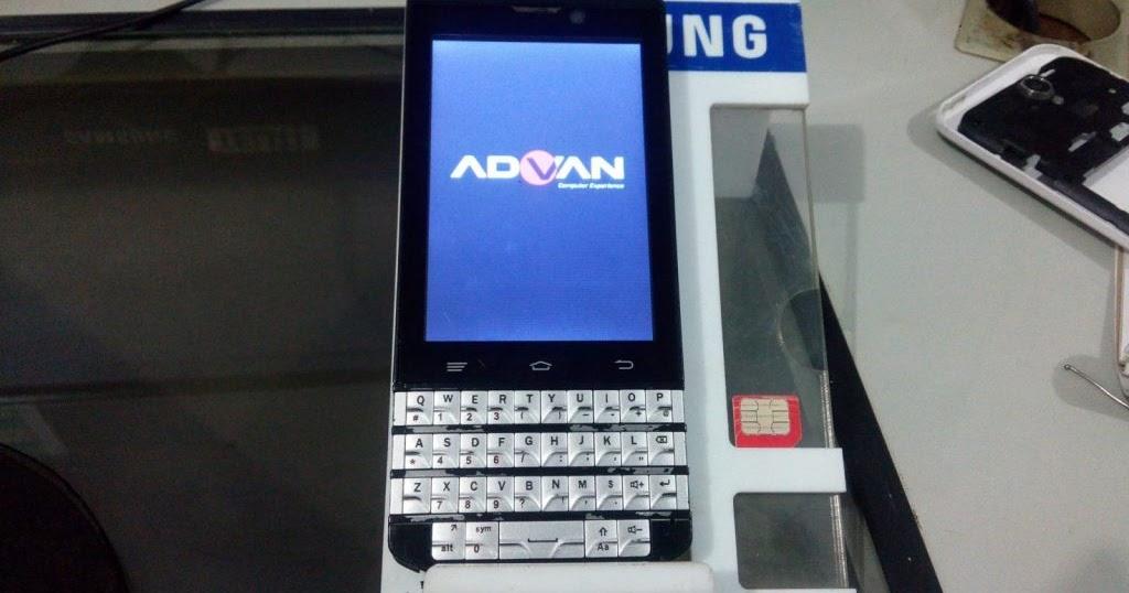 Firmware Advan Vandroid Q7A Dan Cara Flash Tested