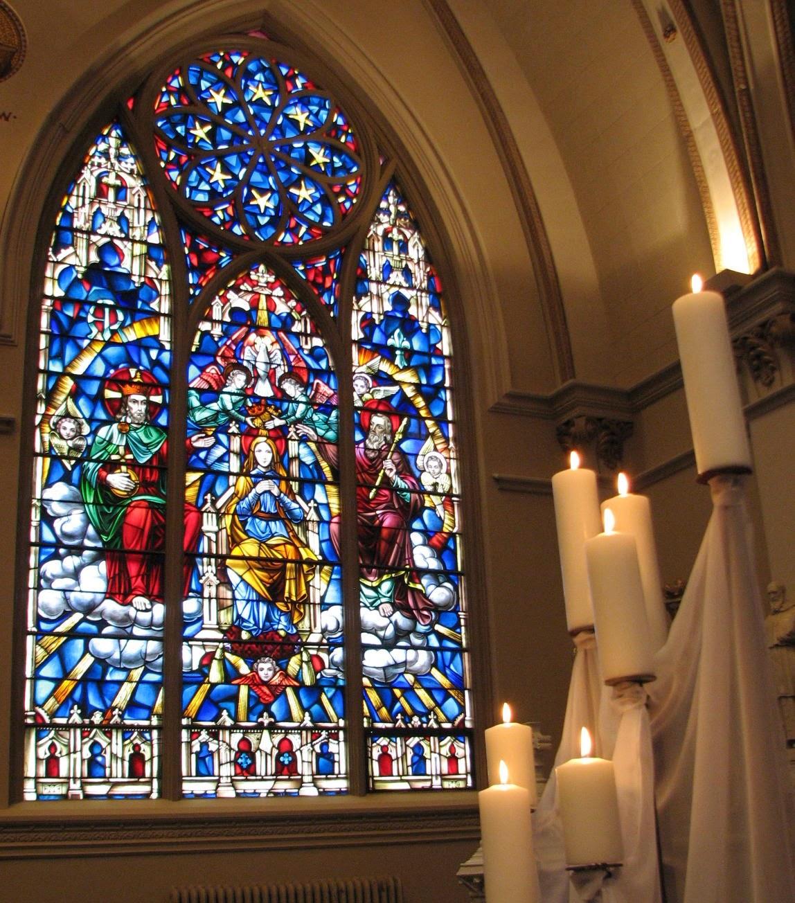 Father Julian S Blog Hail Holy Queen