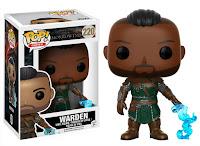 Funko Pop! Warden