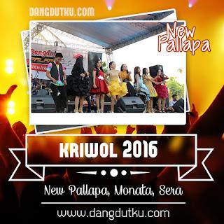New Pallapa Terbaru KRIWOL 4 September 2016