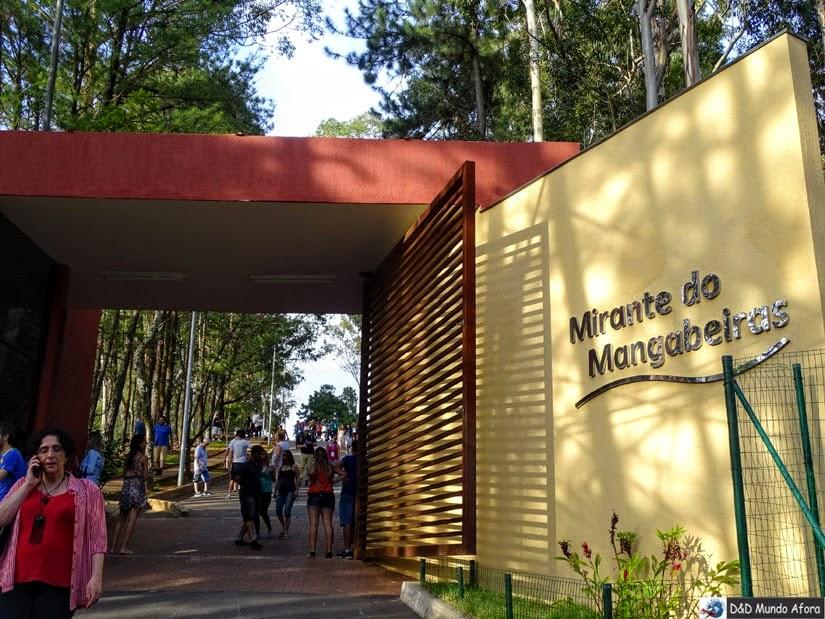 Mirante do Parque Mangabeiras