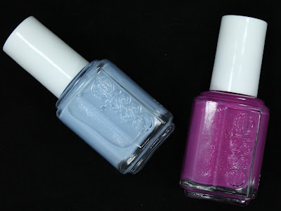 Essie Naughty Nautical - The Girls Are Out & Rock the Boat