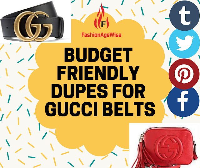 image result BUDGET FRIENDLY DUPES FOR GUCCI BELTS