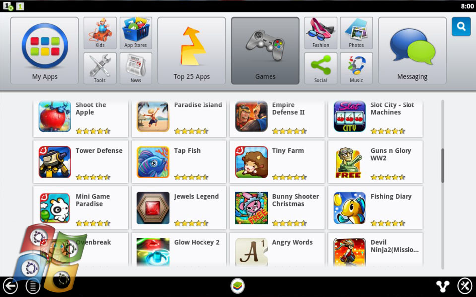 Download Bluestack Emulator Android di PC