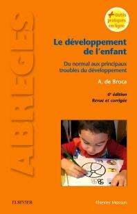 Le développement de l'enfant 6th Edition 9782294749841