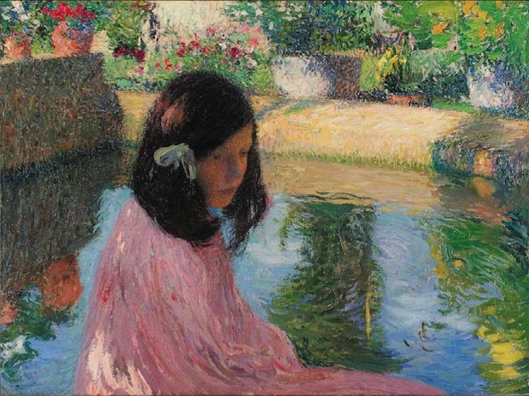 Картинки по запросу peintre post impressionniste français