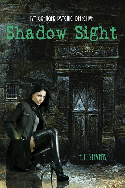 FREE BOOK Shadow Sight (Ivy Granger, Psychic Detective 1) by E.J. Stevens