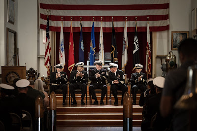 Navy Mustang Commissioning Ceremony San Diego Military Photographer Morning Owl Fine Art