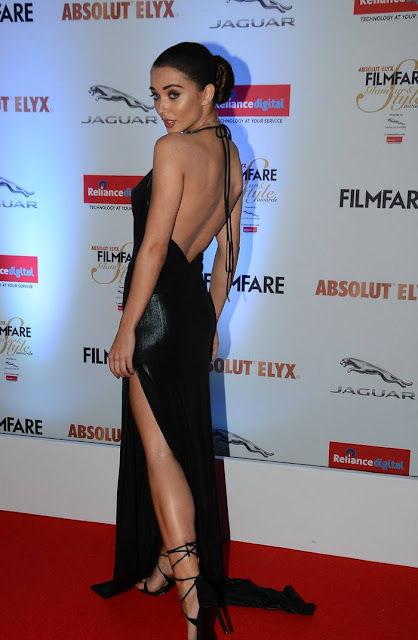 Amy jackson hot at filmfare style awards 2016 photos