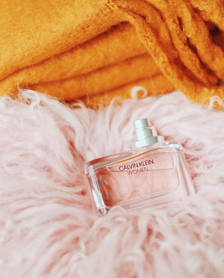 calvin klein women perfume review