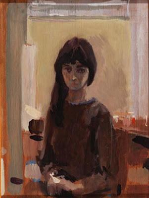 autoportrait, Sarah Raphael