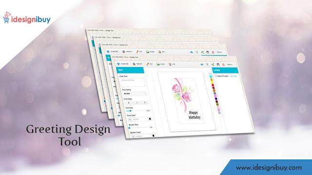 Greeting Designer Tool