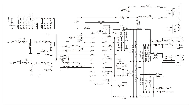 circuit board schematics philips fwm6500 - schematic diagrams - printed circuit ... printed circuit board schematics #3