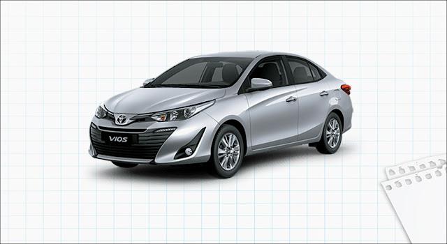 Đánh giá xe Toyota Vios 1.5E CVT 2019