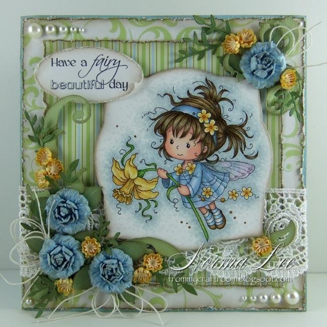 Поздравлениями февраля, открытка феи своими руками
