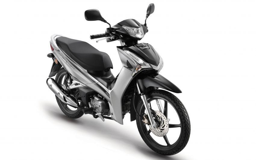Honda wave 2020