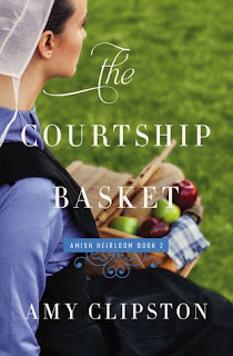 Heidi Reads... The Courtship Basket by Amy Clipston