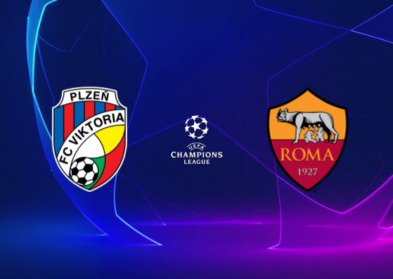 Viktoria Plzen vs Roma Full Match & Highlights 12 Decembre 2018