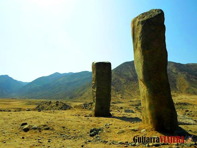 Petroglifos Huaricanga