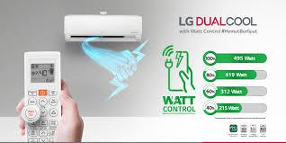 LG Dual Cool