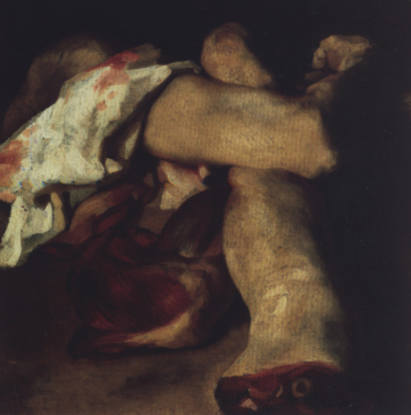 Géricault's Severed Heads and Limbs: The Politics and ...