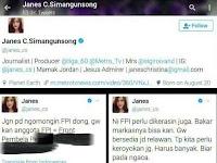 Wartawan Cantik Metro TV Bicara Mesum dan Ajak Perang, FPI menanggapinya