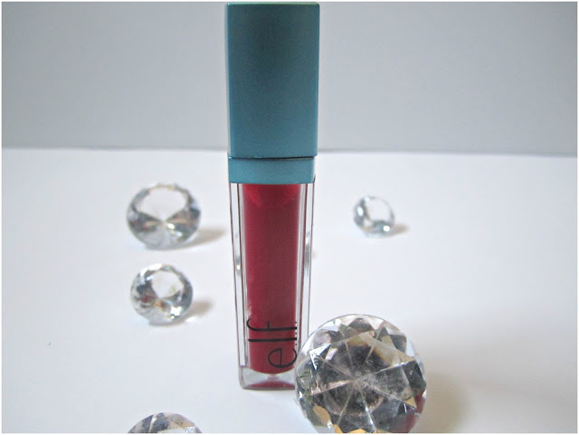 e.l.f. Aqua Beauty Radiant Gel Lip Stain in 'Rouge Radiance' | A Review