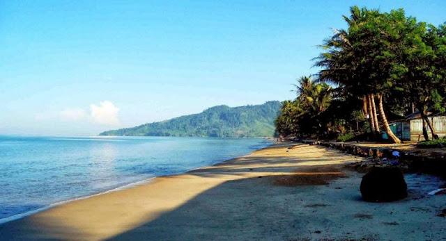 Melancong Ke Pantai Terpopuler di Sibolga Pantai Pandan