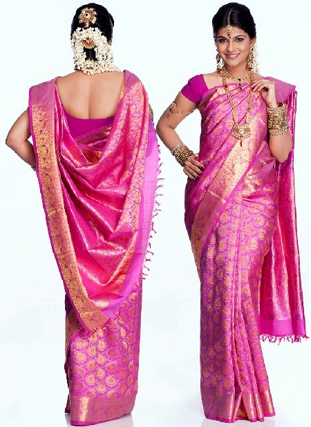 Latest Bridal Saree Collection 2013 For Women Indian