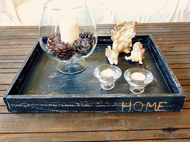 decorating-with-pinecones