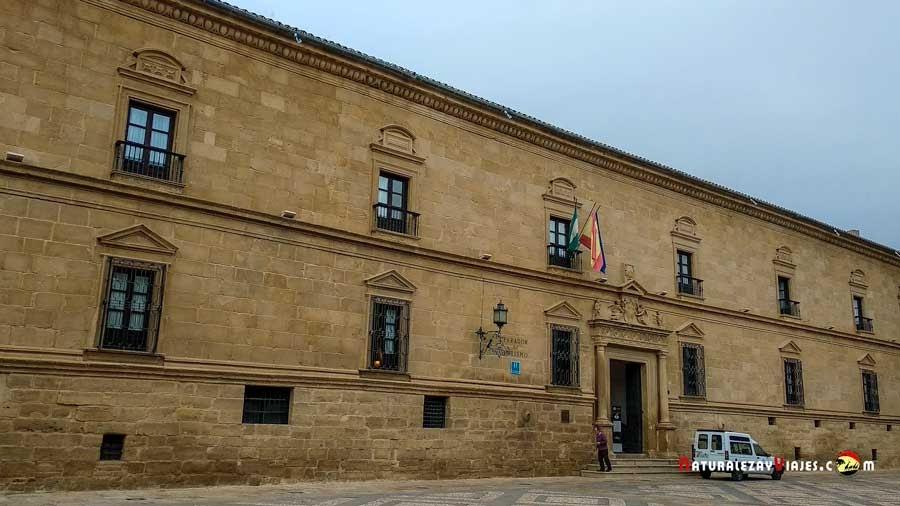 Palacio del Deán Ortega, Úbeda