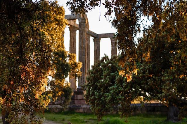 Los templos romanos de los Mármoles y la Cilla en Cáceres