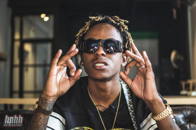 """Rich The Kid Feat. Pusha T """"Can't Afford It"""""""