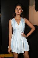 Shanvi Looks super cute in Small Mini Dress at IIFA Utsavam Awards press meet 27th March 2017 42.JPG
