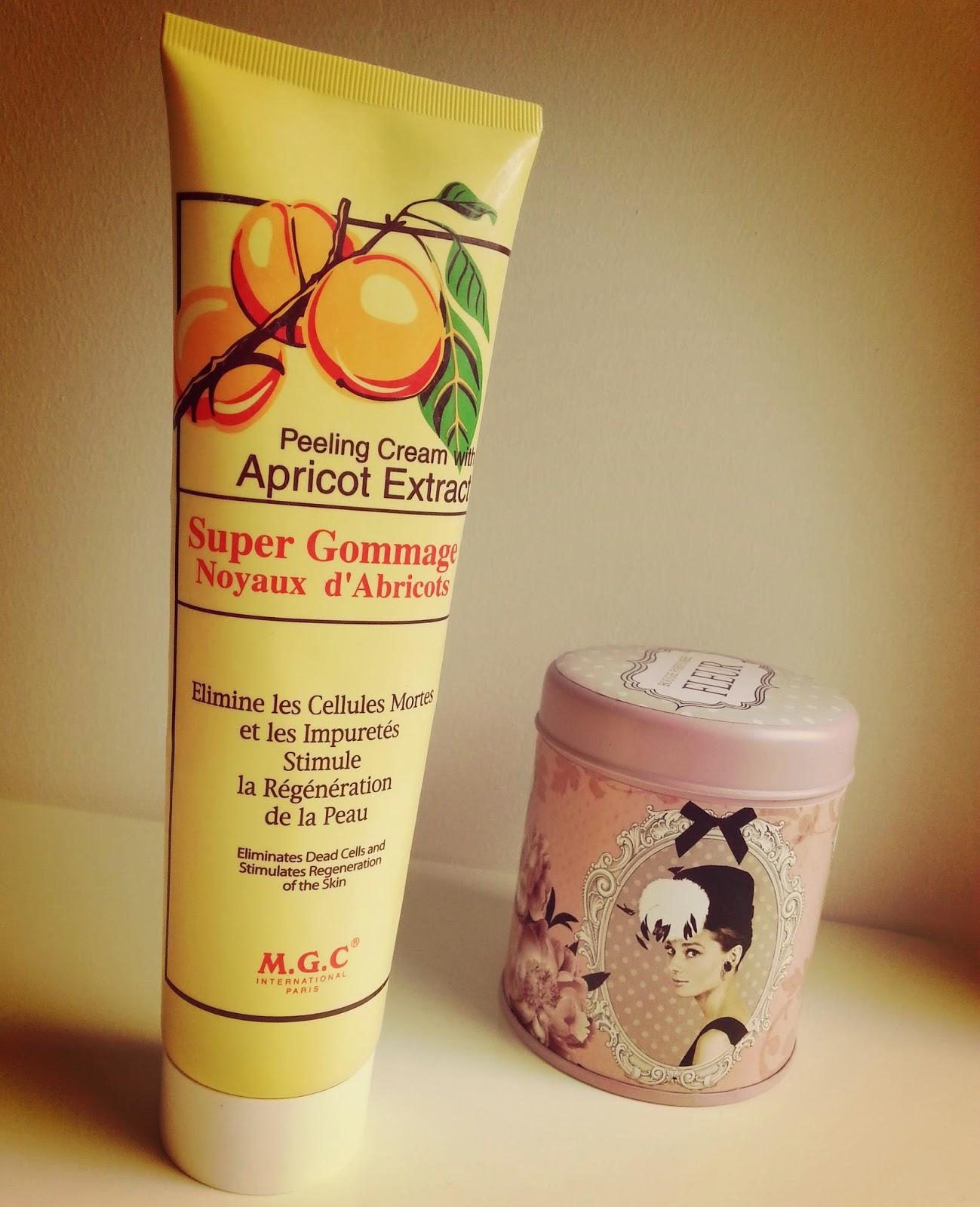 Noyaux d'abricots