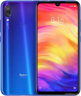 Redmi Note 7 Pro Neptune Blue