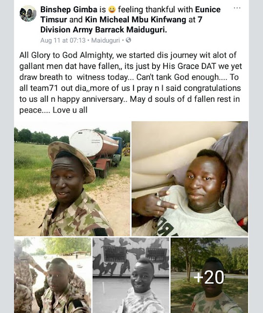 Photos: Only surviving child of aged mother among soldiers killed in Metele Boko Haram attack